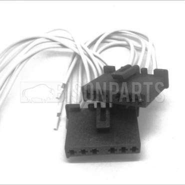REAR LAMP BULB HOLDER WIRING LOOMS PAIR OF: