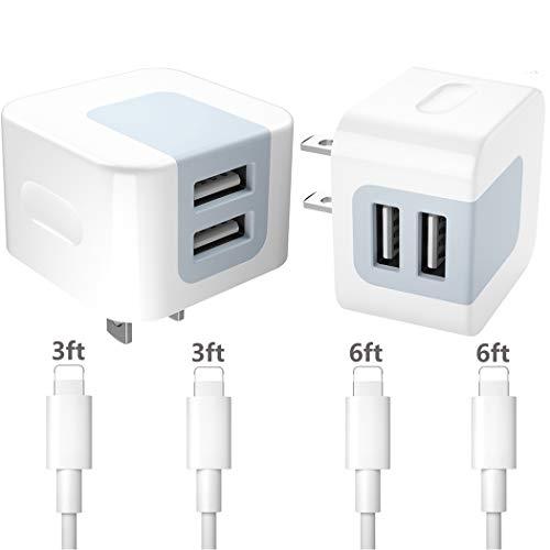 iphone 5 charging flat cord - 5