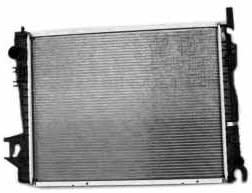 Automotive Cooling Radiator For Dodge Ram 1500 2479 100/% Tested
