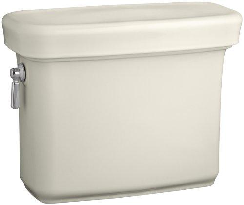 Kohler K-4383-96 Bancroft 1.28 gpf Toilet Tank, Biscuit - Classic Bancroft Toilet