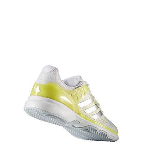 Ah Adizero 2016 Ubersonic Chaussures Jaune 2 Femme Adidas Terre Battue Jaune blanc w7EzfnqW