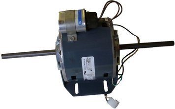 Penn Vent Electric Motor (HE2J061N, 7124-2380) Muffin Make U 115 Volt # 56351-0p Air, MU10R, 1550 RPM, -  PennBarry