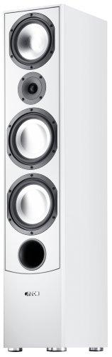 Canton GLE 490 Standlautsprecher 150/320 Watt, weiß