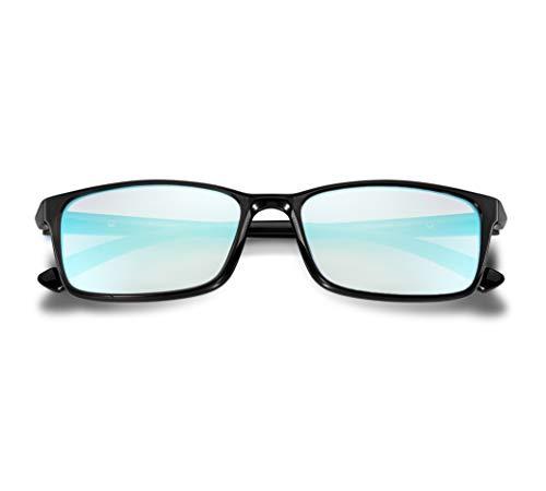 Pilestone Color Blind Glasses for Men Model TP-012 for Red/Green Blindness (Titanium Coated Anti UV)