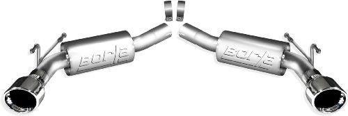 Borla 11775 Rear Section Exhaust Kit - CAMARO '10 6.2L V8 AT/MT RWD 2DR