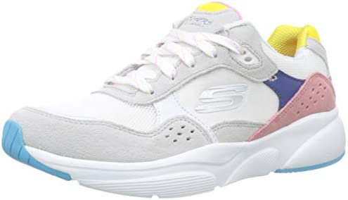 autor sed Del Sur  Skechers Kadın Meridian No Worries Sneaker 13020: Amazon.com.tr