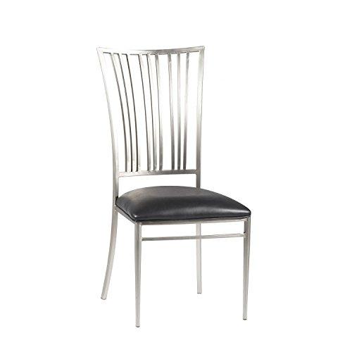 Ashton Dining Room Chair (Somette Ashton Black Fan Back Dining Chair (Set of 2))