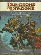 Dungeons & Dragons Player's Handbook: Arcane, Divine, and Martial Heroes (Roleplaying Game Core (Dungeons Dragons 4th Edition)