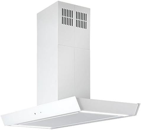 Silverline VAI 994 W Vela Isola Premium - Campana extractora (90 cm): Amazon.es: Grandes electrodomésticos
