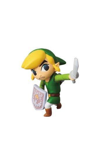 Medicom Nintendo Ultra Detail Figure Series 1: The Legend of Zelda: The Wind Waker Link UDF Action Figure