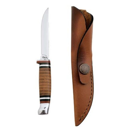 Leather Knife Case - Case X-Small Leather Hunter Knife