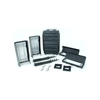Kino Flo Diva-Lite 401 Kit (2) w/Case