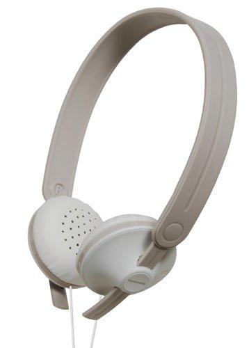 Panasonic RPHX35W Lightweight Headphone White (Panasonic Super Headphones Lightweight)
