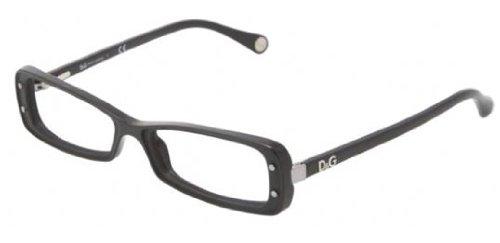 DOLCE&GABBANA D&G Eyeglasses DD 1227 BLACK 501 DD1227 - Eyewear D&g