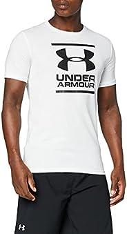 Under Armour Mens Gl Foundation Short-Sleeve T-Shirt Short Sleeve