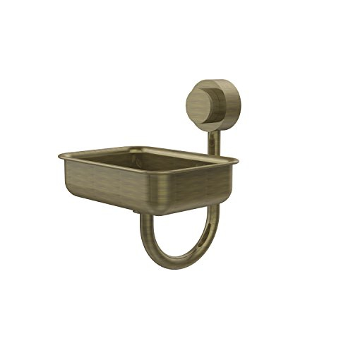(Allied Brass 432-ABR Venus Collection Wall Mounted Soap Dish Antique Brass)