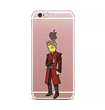 Desconocido Funda para iPhone 7/8, Geoffrey Baratheon ...