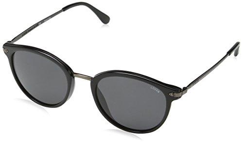 0e3fb197d1bad4 Lozza Lunettes de Soleil Mixte Grey Shiny Black A2y6D ...