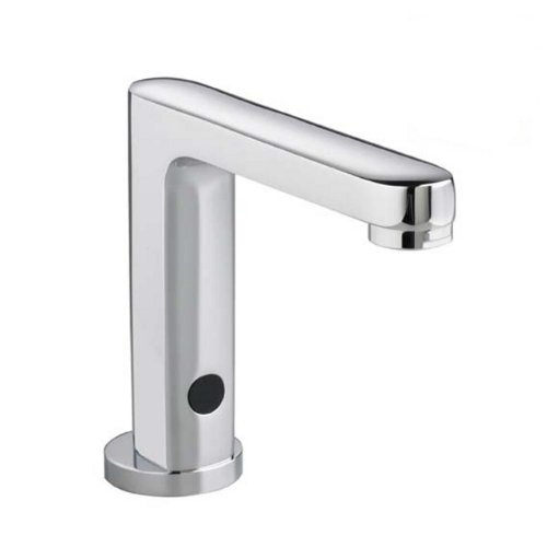 06.155.002 0.5 GPM Moments DC Powered Faucet with Selectronic Technology, Chrome (American Standard Battery)