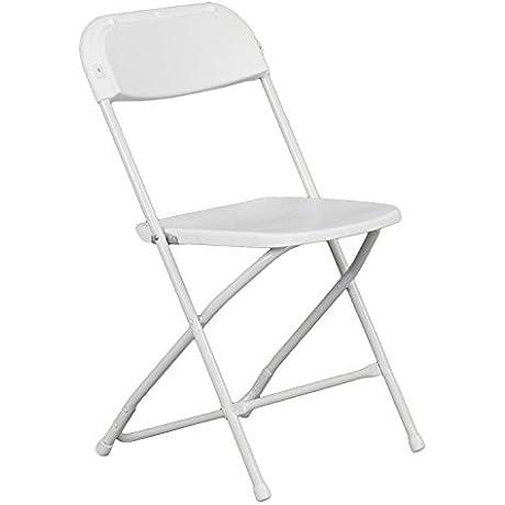 Hercules Premium Folding Chair White 20 Pack