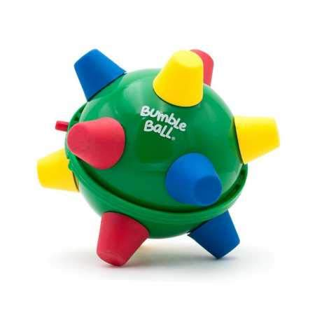 Bumble Ball Otis Claude Crazy Pet (Assorted Colors) (Bouncy Operated Battery Ball)