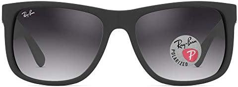 4bece5a1c0 Óculos de Sol Ray Ban Justin Polarizado RB4165L 622/T3-55: Amazon ...