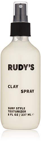 Rudy's Clay Spray, 8 oz - Clay Pomade