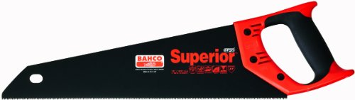 - BAHCO 2600-16-XT11-HP 16 Inch Ergo Superior Handsaw with XT Toothing