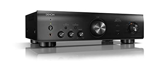 Denon PMA-600NE Stereo Integrated Amplifier | Bluetooth Connectivity | 70W x 2 Channels | Built-in DAC and Phono Pre-Amp | Analog Mode | Advanced Ultra High Current Power