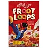 Kelloggs Cereal Fruit Loop 180g.