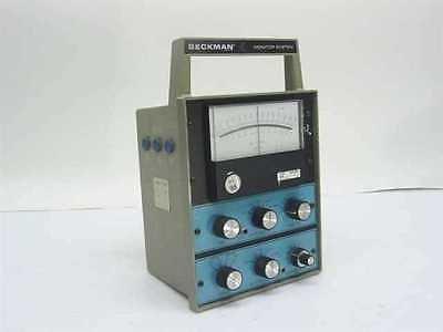 Beckman Ph Meter - BECKMAN 123303 pH Meter Portable pH & O2 Meter. No probe.