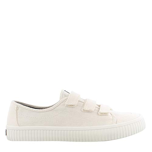 Sperry Top-Sider Crest Creeper Loop Sneaker Women 9 White ()