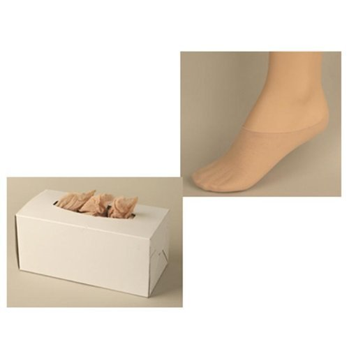 Disposable Foot Sox - Try on Socks -Slip on Sox - Peds -1 Gross (200) (One Size) by Max Collection (Disposable Foot Sox)