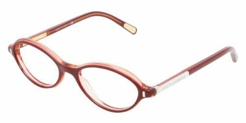 DOLCE&GABBANA D&G DG Eyeglasses DG 3105 BLACK 501 DG3105 50MM by Dolce & Gabbana (Image #3)