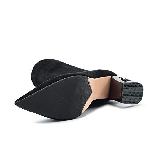 36 Femme Sandales Compensées Abm13381 Noir Noir Balamasa 5 xYqwTtaAW
