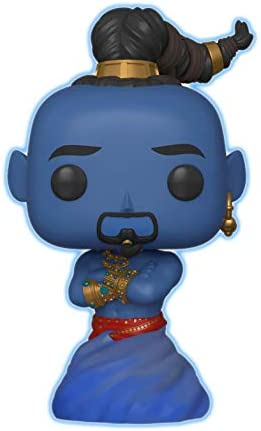 Multicolor Funko Pop Prince Ali Disney: Aladdin Standard Toy