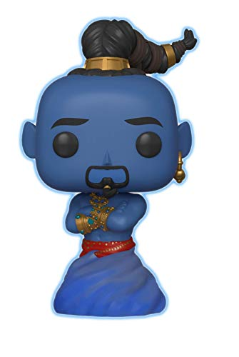 Funko Pop Disney: Aladdin Live Action - Genie (Glow in the Dark)