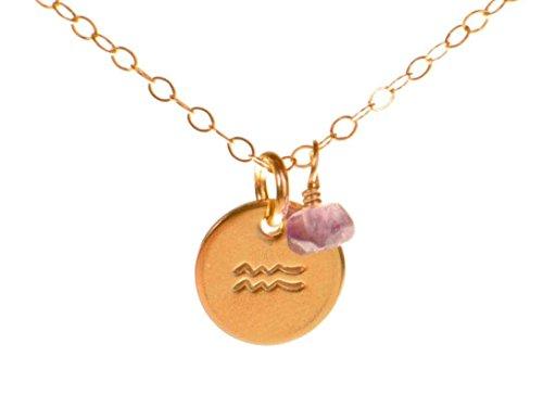 Zodiac Charm Pendant Jewelry - 8