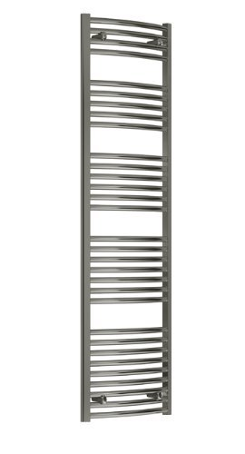 Top Mm Wide X Mm High Small Narrow Heated Towel Rail Straight Flat Chrome Bathroom Warmer Radiator With Small Towel Rail Radiator