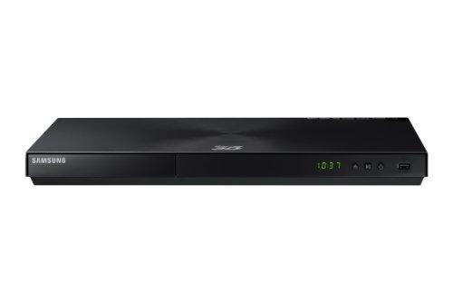 Samsung BD-F6700 4K Upscaling 3D Wi-Fi Blu-ray Disc Player [並行輸入品] B07DZK2LTG