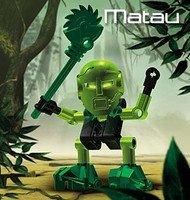 LEGO BIONICLE TURAGA MATAU 8541