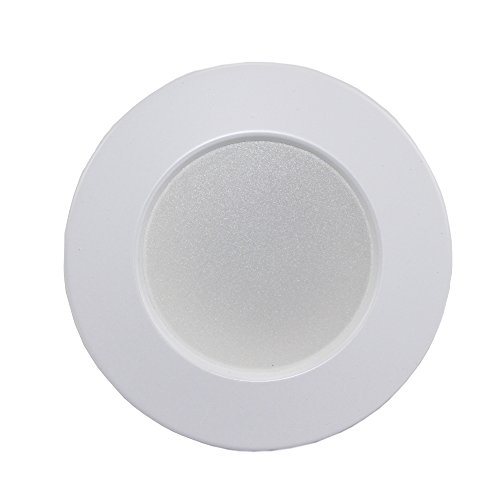 Capri Lighting 4'' Led Recessed Downlight Wet Location New Construction Retrofit 2700K Rc5-8 Crl4K-G by Capri Lighting