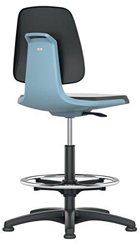 Tecnología de asiento Bimos Inter silla oficina Muebles GmbH & Co trabajo giratoria M. Gleitern