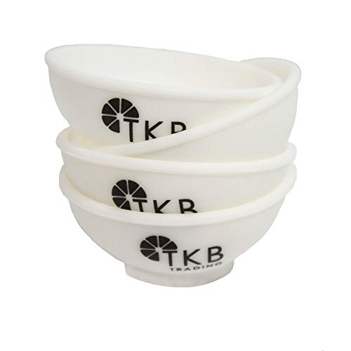TKB Mini Silicone Melter Bowls- 4 pack