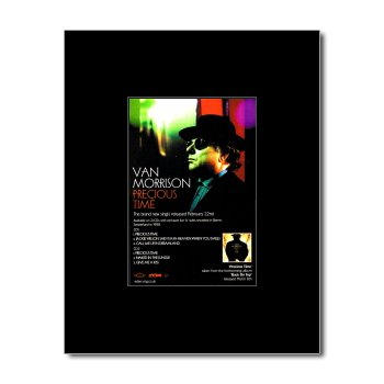 Van Morrison - Precious Time Mini Poster - 13.5x10cm for sale  Delivered anywhere in Canada