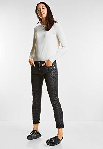 Donna Print schwarz One Slim Jeans Street Black Denim Rwx4HqZt7