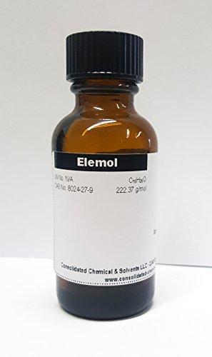 Elemol High Purity Fragrance/Aroma Compound 15ml (0.5 fl oz.)