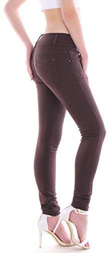 Jeans Nero station24 Style Attillata Donna Uq6WRSw