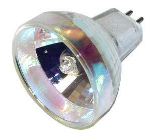Tungsten Halogen 300W Bulb in Clear with Low to Medium Voltage with Reflector