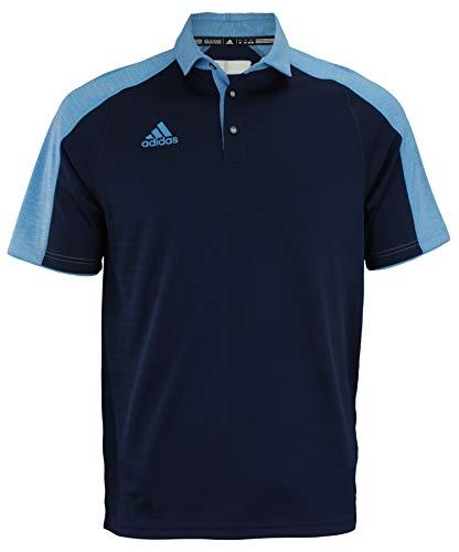- adidas Men's COLNY MV Coaches Polo Size S Navy